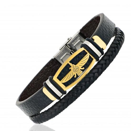 Strap Steel Bracelet 8656