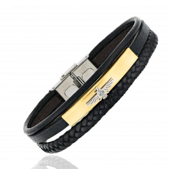 Strap Steel Bracelet 8671