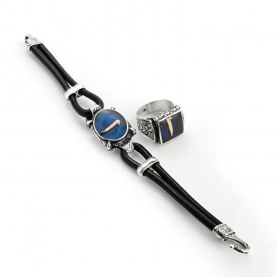Leather Bracelet 6222