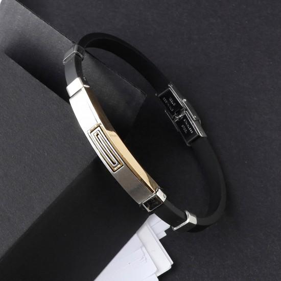 Strap Steel Bracelet 6369