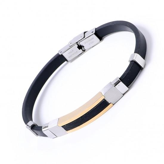 Strap Steel Bracelet 6370