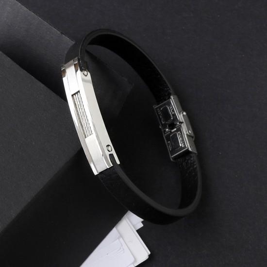 Strap Steel Bracelet 6371