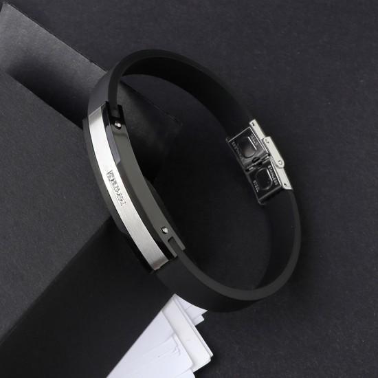 Strap Steel Bracelet 6372