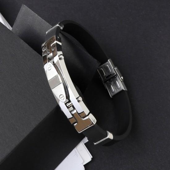 Strap Steel Bracelet 6375
