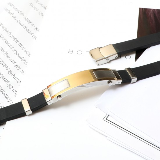 Strap Steel Bracelet 6377