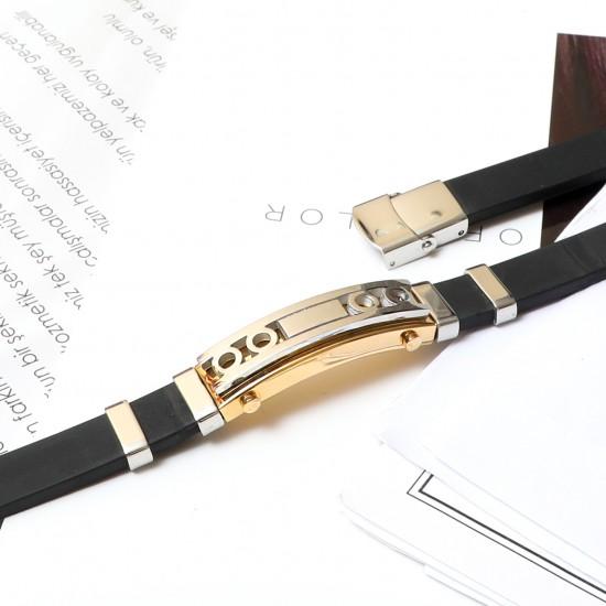 Strap Steel Bracelet 6380