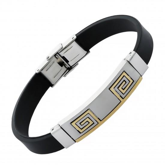 Strap Steel Bracelet 8481