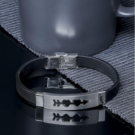 Strap Steel Bracelet 8483