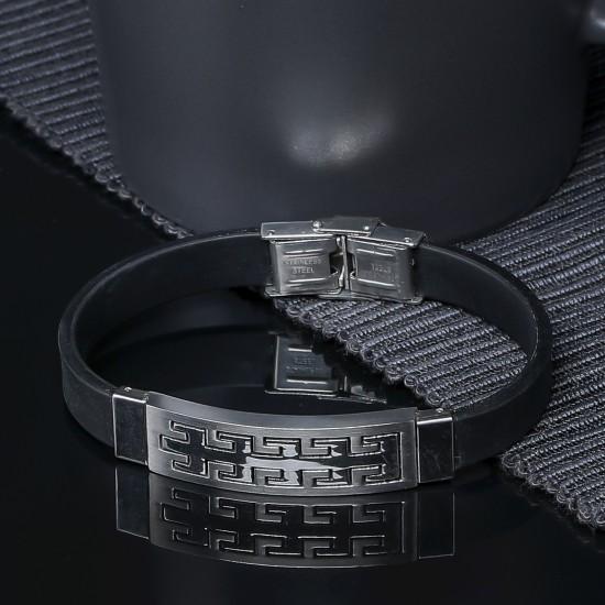 Strap Steel Bracelet 8485