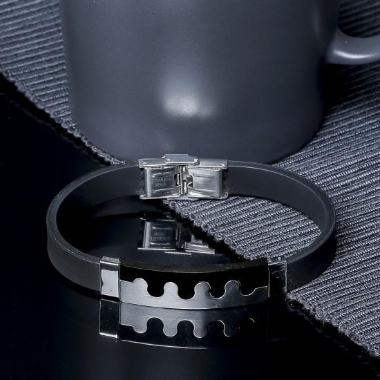 Strap Steel Bracelet 8491