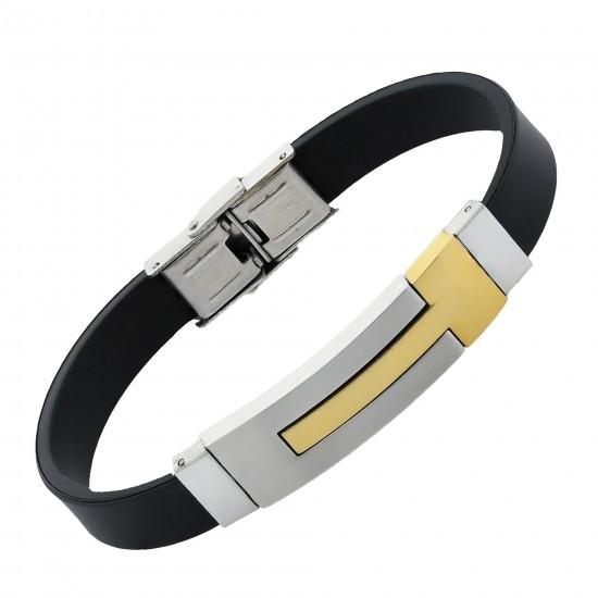 Strap Steel Bracelet 8499