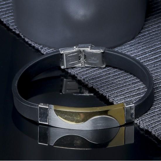 Strap Steel Bracelet 8516