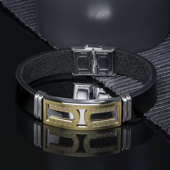Strap Steel Bracelet 6408