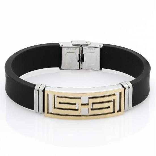 Strap Steel Bracelet 6411