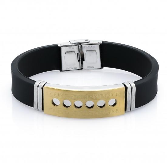 Strap Steel Bracelet 6412