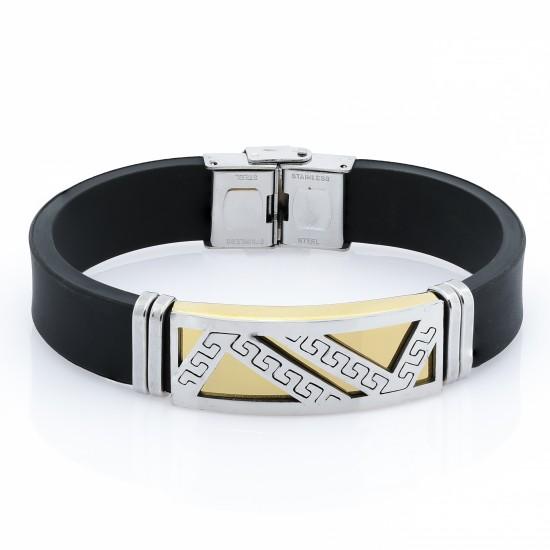 Strap Steel Bracelet 6413