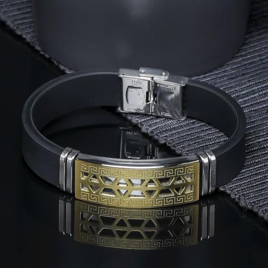 Strap Steel Bracelet 6414