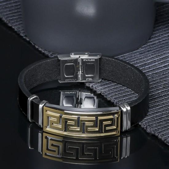 Strap Steel Bracelet 6416