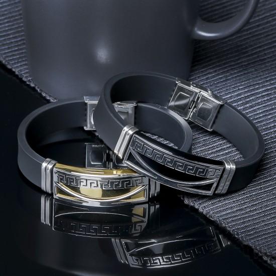 Strap Steel Bracelet 6418