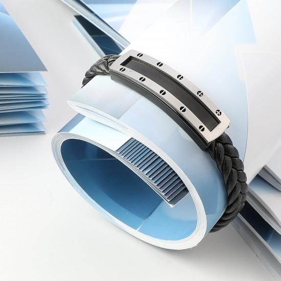 Strap Steel Bracelet 8802
