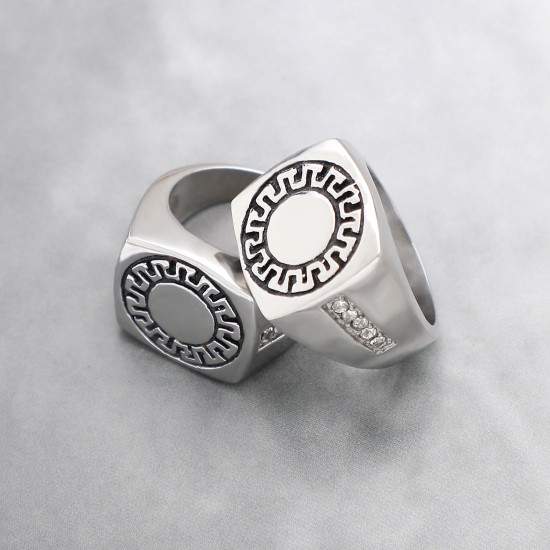 Steel Ring 3555