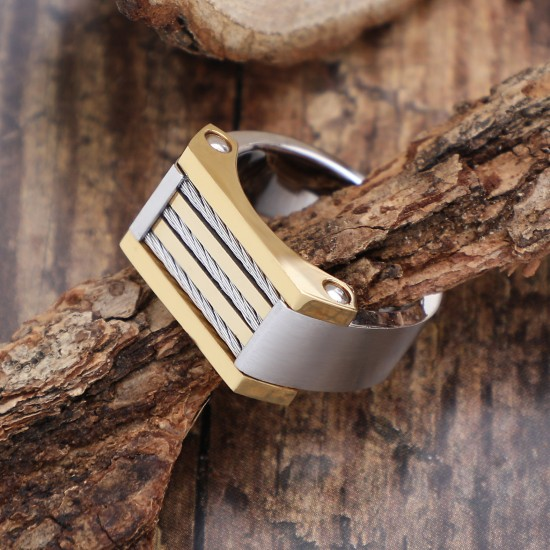 Steel Ring 3591