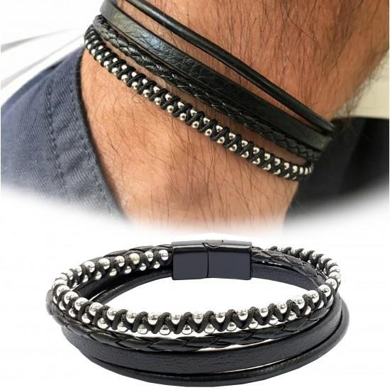 Strap Steel Bracelet 9387