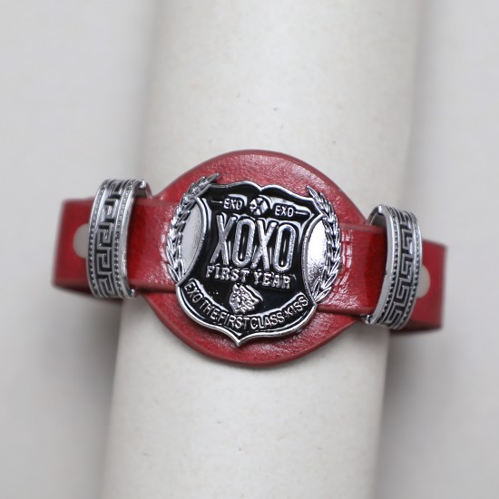 Leather Bracelet 606