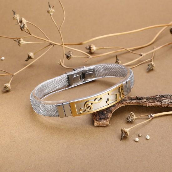 Strap Steel Bracelet 5669