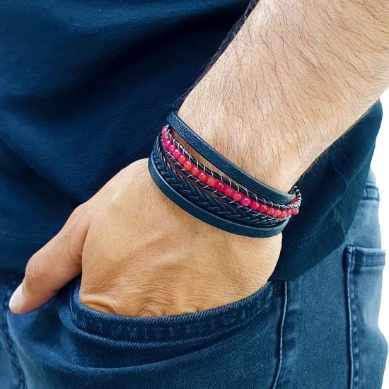 Natural Stone Bracelets 9663