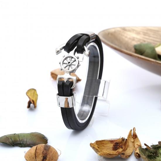Strap Steel Bracelet 6332