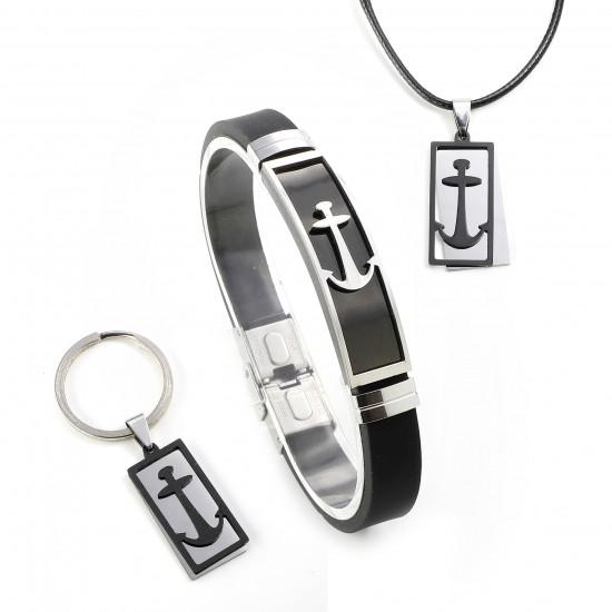 Strap Steel Bracelet 6288