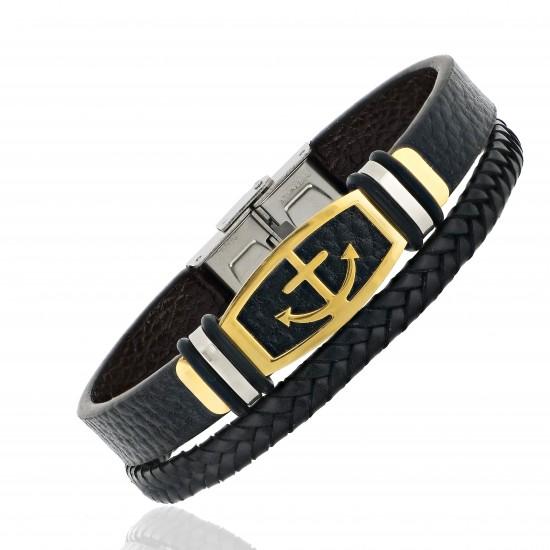 Strap Steel Bracelet 8644
