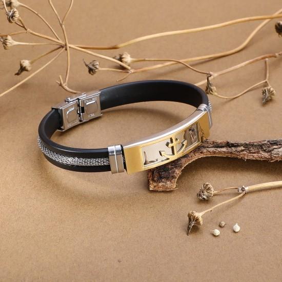 Strap Steel Bracelet 5924