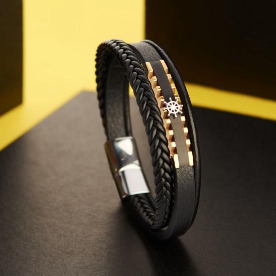 Strap Steel Bracelet 8317