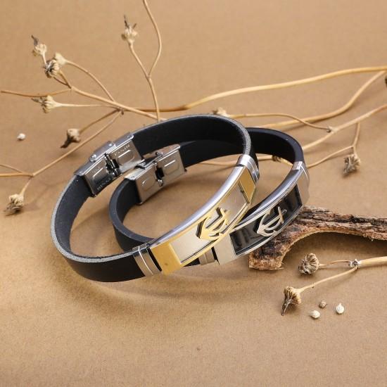 Strap Steel Bracelet 5432