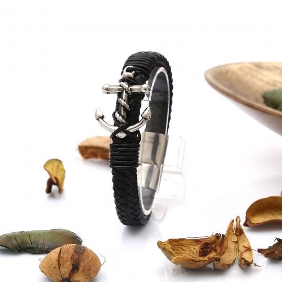 Strap Steel Bracelet 6342