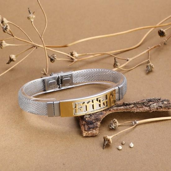 Strap Steel Bracelet 5660