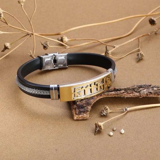Strap Steel Bracelet 5928