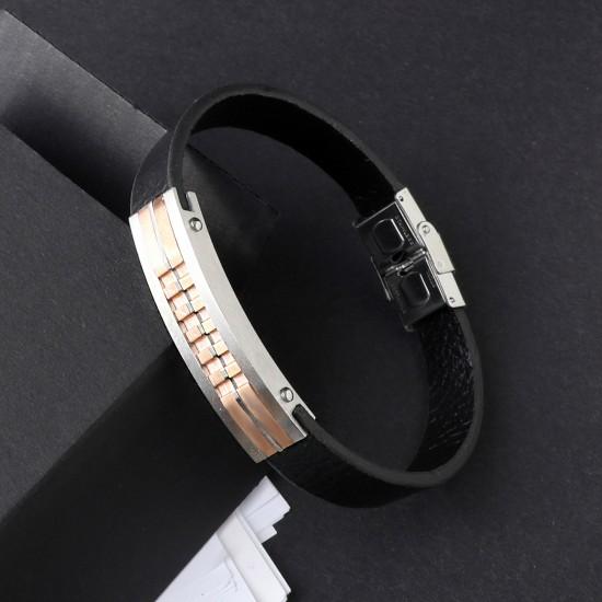 Strap Steel Bracelet 6338