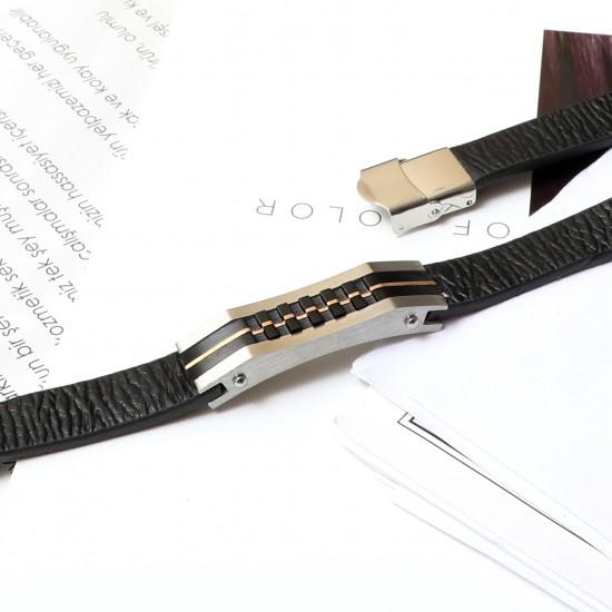 Strap Steel Bracelet 6351