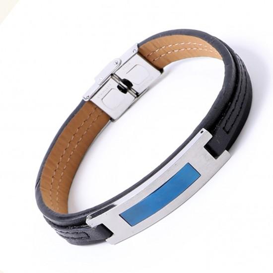 Strap Steel Bracelet 6353