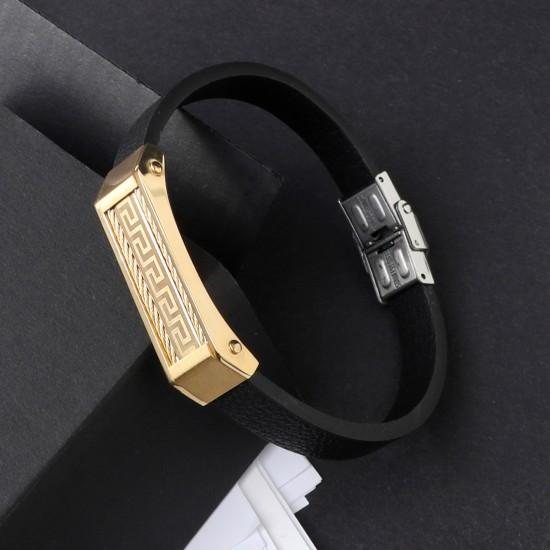 Strap Steel Bracelet 6354