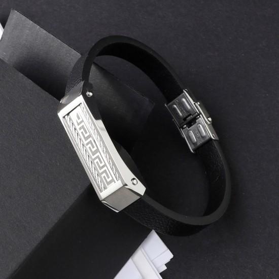 Strap Steel Bracelet 6355