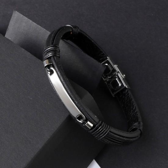 Strap Steel Bracelet 6357