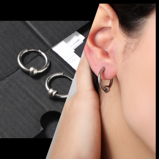 Earring Piercing 7491