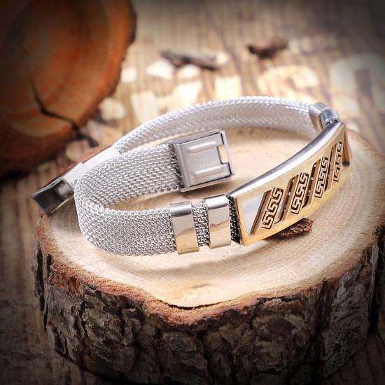 Strap Steel Bracelet 1364