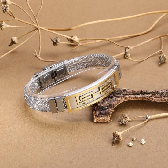 Strap Steel Bracelet 5633