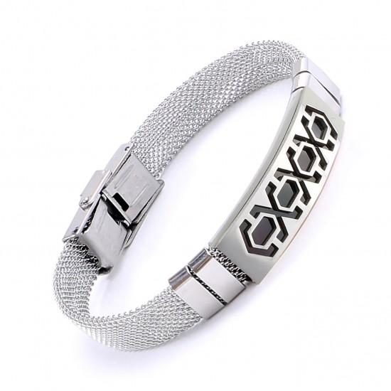 Strap Steel Bracelet 5640
