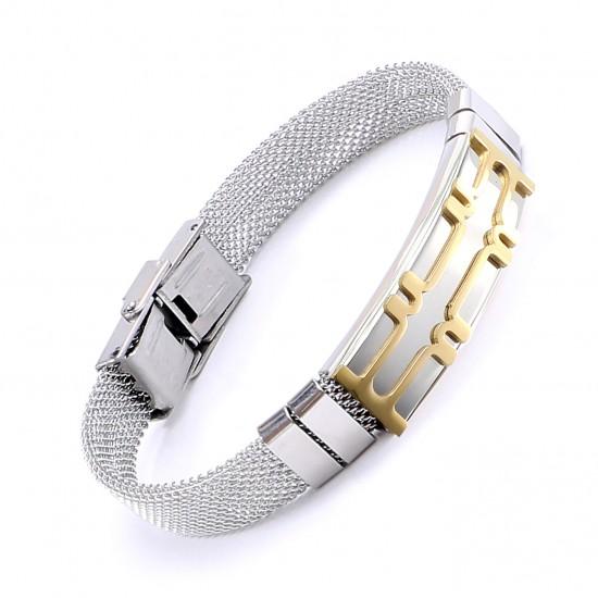 Strap Steel Bracelet 5644
